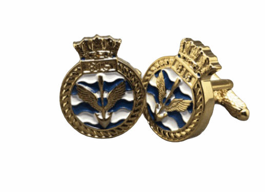 815 Naval Air Squadron Cufflinks