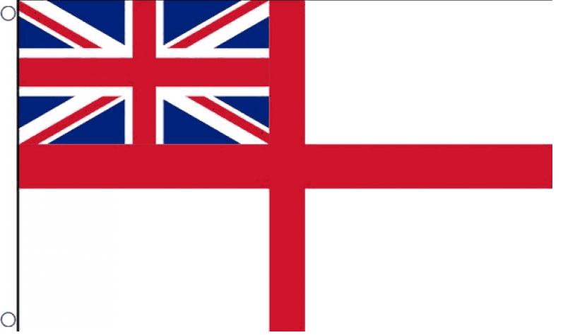 Royal Navy Ensign (8ft x 5ft)
